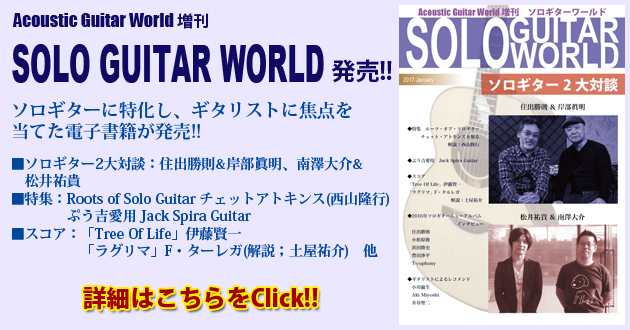 SOLO GUITAR WORLD